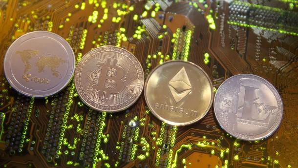 Bitcoin steigt auf 6000 Dollar