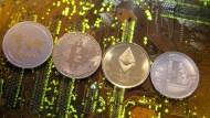 Krypto-Anlagen wie der Bitcoin verzeichnen wieder Kursgewinne.