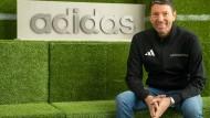 Kasper Rorsted führt als adidas-Vorstand ein Dax-Unternehmen, das bei ausländischen Investoren besonders gefragt ist.