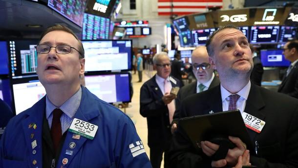 Die größte Bankenfusion in Amerika seit der Finanzkrise