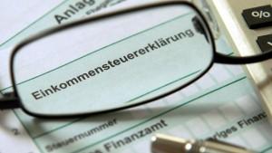 Neues Formular bei Steuererklärung verwirrt