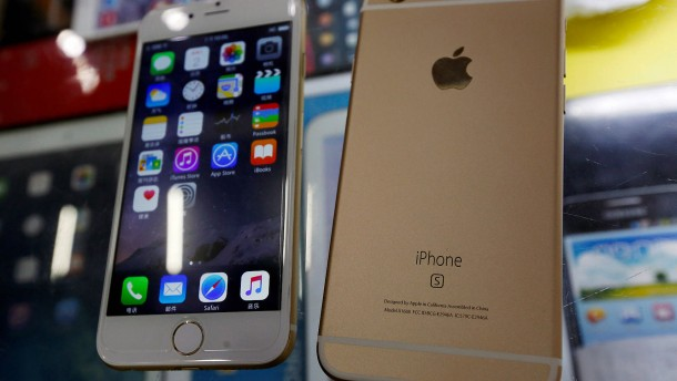 Am Tropf von Apple