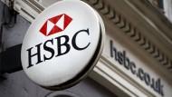 HSBC-Topmanager in Amerika festgenommen
