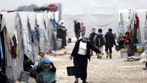 EU-Innenminister beraten türkischen Flüchtlingsplan