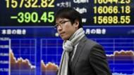 Japan fürchtet den starken Yen