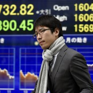 Ähnlich wie Anfang April muss der Nikkei heute mit deutlichen Tagesverlusten auskommen.