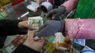 Hält China seine Währung künstlich niedrig?