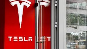 Tesla-Aktie ist nicht zu stoppen