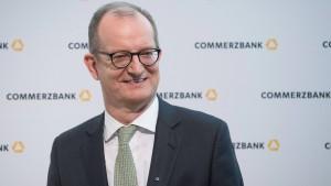 Commerzbank-Chef auf Warren Buffetts Spuren