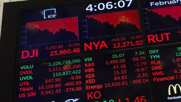 Wohin laufen die Börsen?