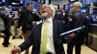 Werden Anleger auch an Wall Street erleichtert auflachen können?