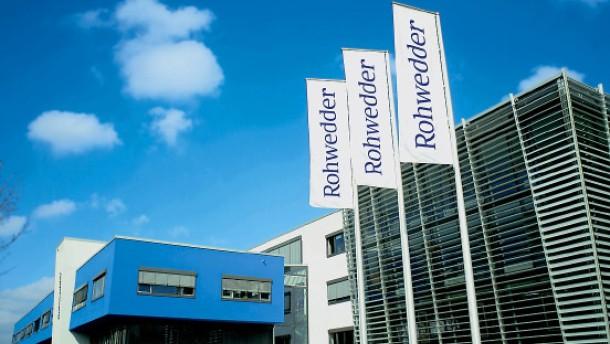 Rohwedder-Aktie markiert neue Tiefstkurse