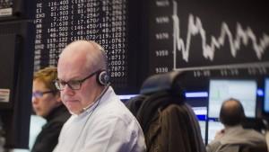 Aktienkäufe in Zeiten erhöhter Unsicherheit