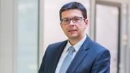 Stefan Kreuzkamp, 49, ist vom kommenden Dienstag an Chefanleger der Deutschen Asset & Wealth Management.
