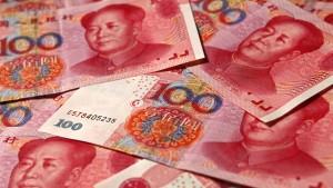 Der Yuan dürfte auf Sicht weiter aufwerten