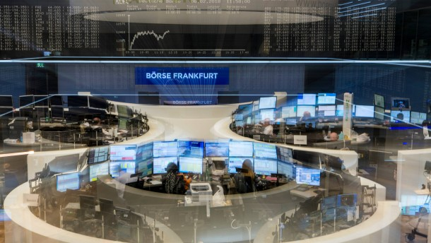 Handelskonflikt belastet Dax nur vorübergehend schwer