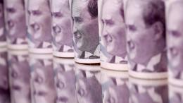 In der Türkei braut sich eine Finanzkrise zusammen