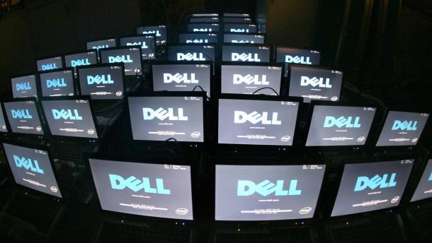 Dells Höhenflug dürfte zu Ende sein