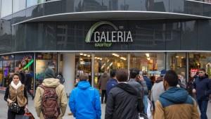 Karstadt-Eigentümer Benko will Kaufhof kaufen