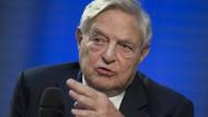 Wie Soros nach Trumps Wahl 1 Milliarde Dollar verlor
