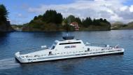 "An der Kostenschätzung zum Projekt ""Überquerung des Sognefjord"" war die OIT-Greentech-Tochter VTT beteiligt."