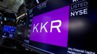 Wer nicht genug für einen Private-Equity-Fonds von KKR hat, kann immer noch die Aktie kaufen.