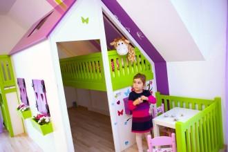 Etagenbett Für 2 Kleinkinder : Hochbetten für kinder: schlafen toben höhlen bauen