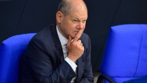 Bundesfinanzminister Scholz zieht Lehren aus Wirecard