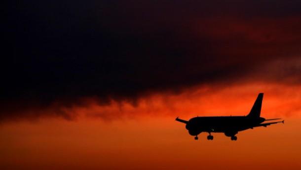 Flugzeugaktien im Blindflug