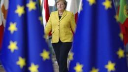 EU-Sondergipfel zu Haushalt und Europawahlen
