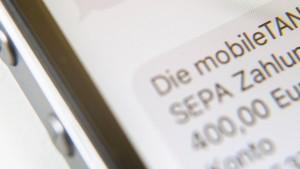 Bankgebühren für SMS-TAN mit Einschränkungen erlaubt
