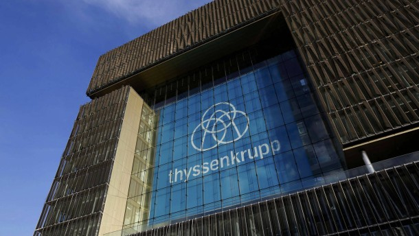 Erste Ermittlungen bei Thyssen Krupp zum Schienenkartell vor zehn Jahren