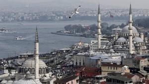 Akute Erdbebengefahr am Bosporus