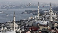 Istanbul: Die Wirtschaft der Türkei steckt in einer Krise.