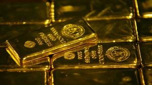 Anlegernachfrage nach Gold fällt um ein Viertel