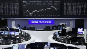 Commerzbank-Zahlen und Stresstest machen Anleger nervös