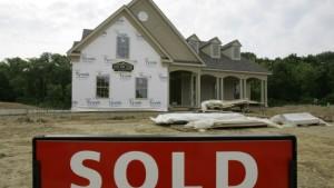 Am amerikanischen Häusermarkt steigen die Preise