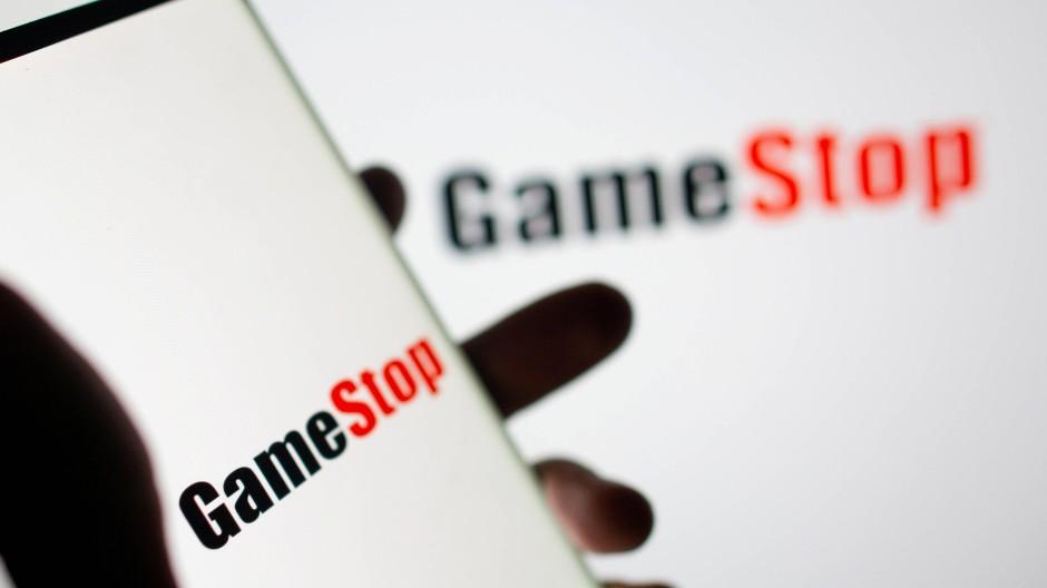 Alles nur ein Spiel?: Die Gamestop-Aktie wurde jüngst zum Spielball von Smartphone-Zockern