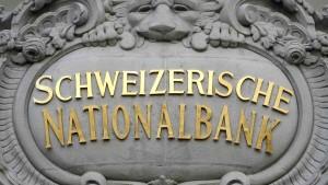 Nationalbank stemmt sich gegen Aufwertung
