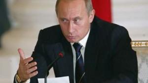 Putin schützt als einziger die Rechte der Aktionäre