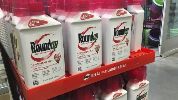 Positive Reaktionen auf Glyphosat-Einigung