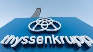 Der Thyssen-Krupp-Konzern soll aufgespalten werden.