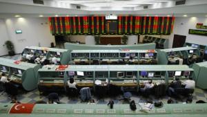 Starker Kursanstieg an der türkischen Börse