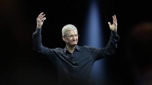 Apple will mit iPhones auch tragbares Gerät vorstellen