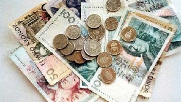 Euro In Schwedische Kronen