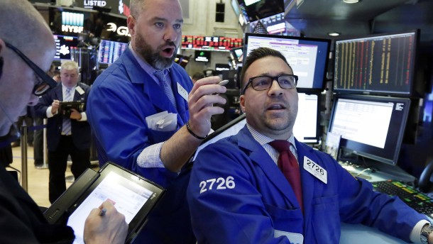 Die Tücken der Volatilitätswetten