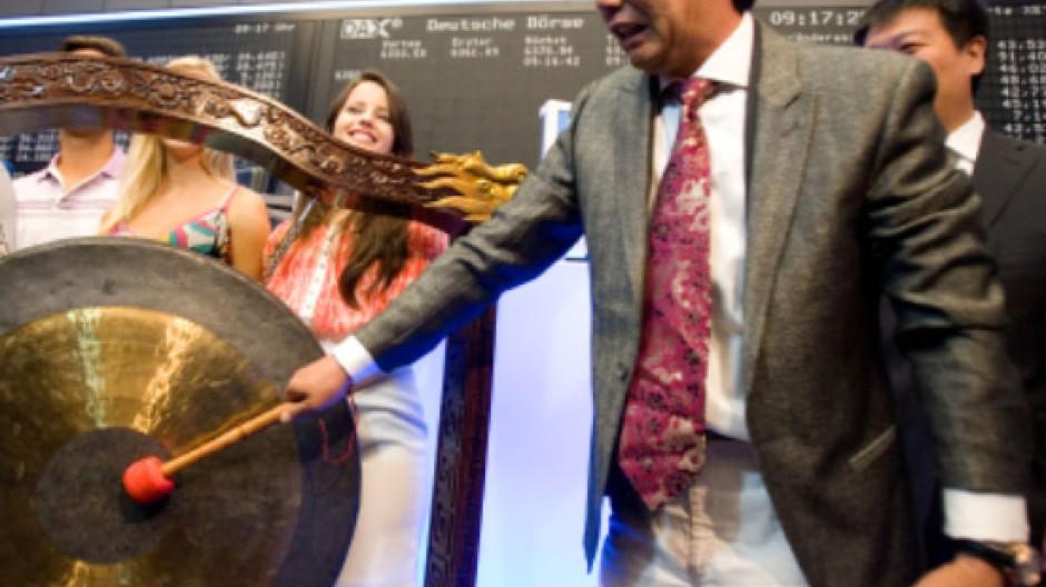 Zum Handelsauftakt: Kinghero geht an die Frankfurter Börse