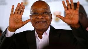 Südafrika steckt in der Krise