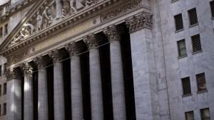 Fusionswelle an der Wall Street