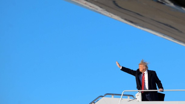 Amerika erhöht Zölle auf europäische Flugzeuge